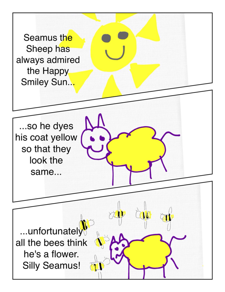 Seamus-and-the-Bees