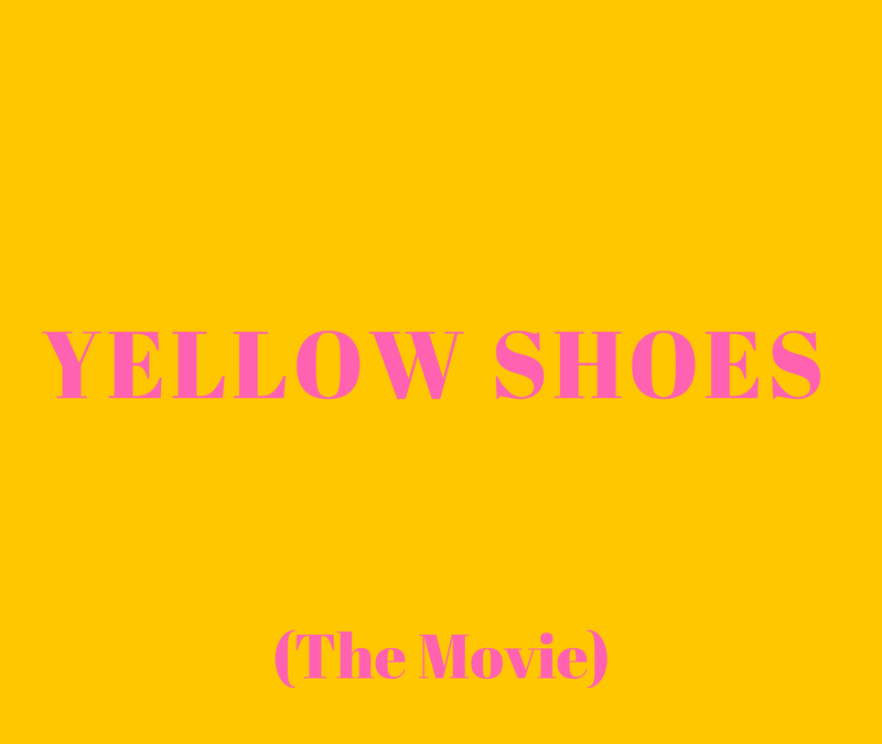 Yellow Shoes Brought To Life