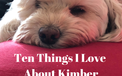 Ten Things I Love About Kimber