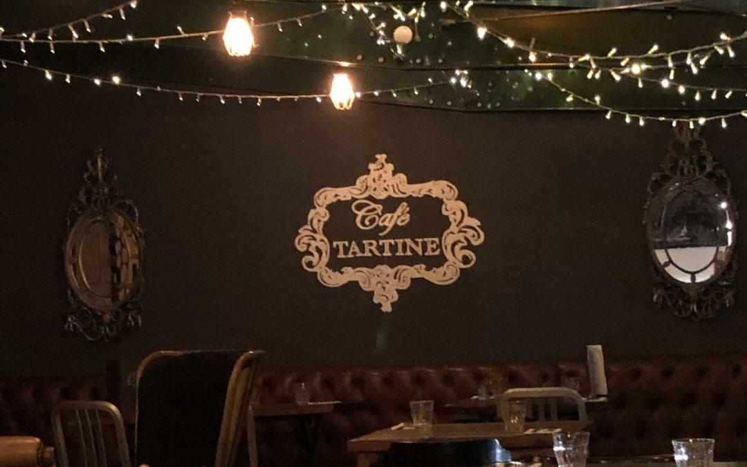 Dog-Friendly Edinburgh: Cafe Tartine